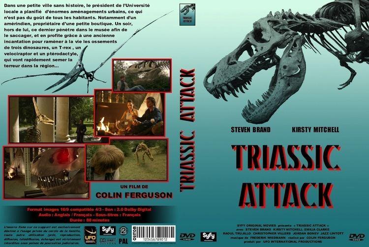 Emilias Daily Emilia Clarke in Triassic Attack 2010