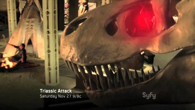 Triassic Attack Syfy Original trailer YouTube