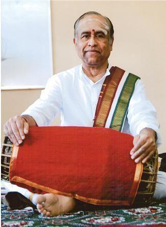 Trichy Sankaran Dhvani Trichy Sankaran Scholar vidwan extraordinaire