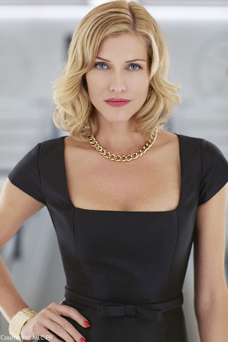 Tricia Helfer From Number Six to Ascension Tricia Helfer Talks Photos