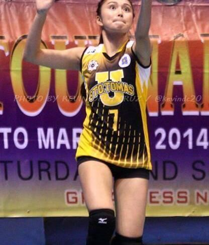 Tricia Santos (volleyball) Tricia Santos Anything and Everything about ExPBB Teen
