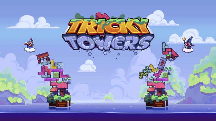 Tricky Towers Tricky Towers Game PS4 PlayStation