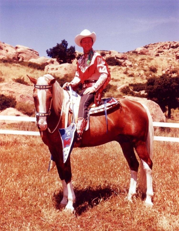 Trigger (horse) Happy Trails Foundation Trigger
