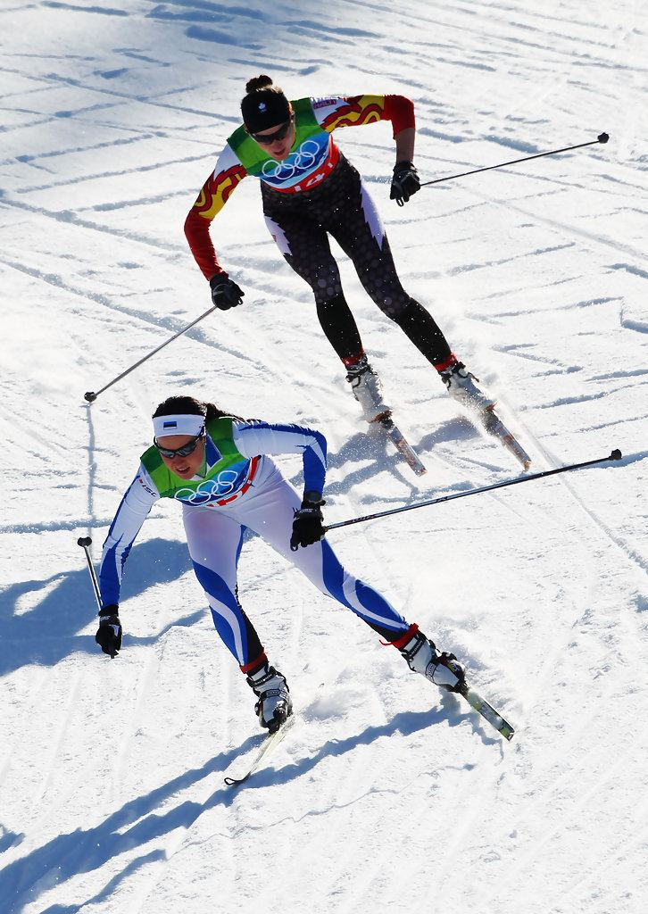 Triin Ojaste Triin Ojaste in CrossCountry Skiing Day 11 Zimbio