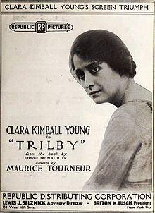 Trilby (1915 film) httpsuploadwikimediaorgwikipediacommonsthu