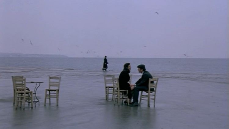 Trilogy: The Weeping Meadow Contemplative Cinema BlogaThon Theo Angelopouloss The Weeping