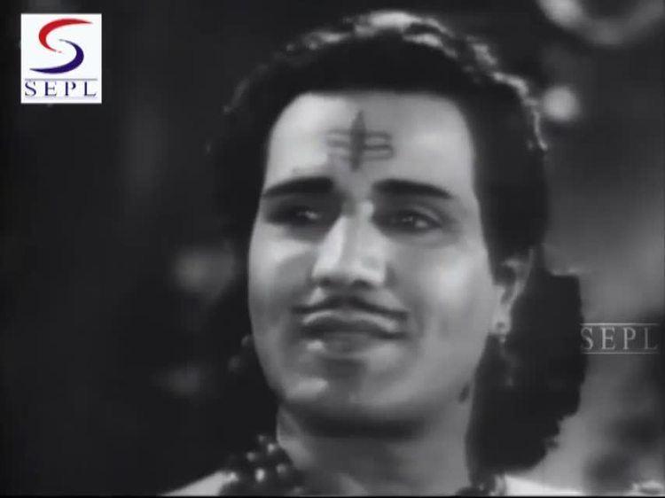 Trilok Kapoor Hindi Movies Films Songs Books 1955 Ganga Maiya