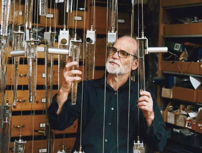 Trimpin Music An Instrument Inventor Hears Music Everywhere WIRED