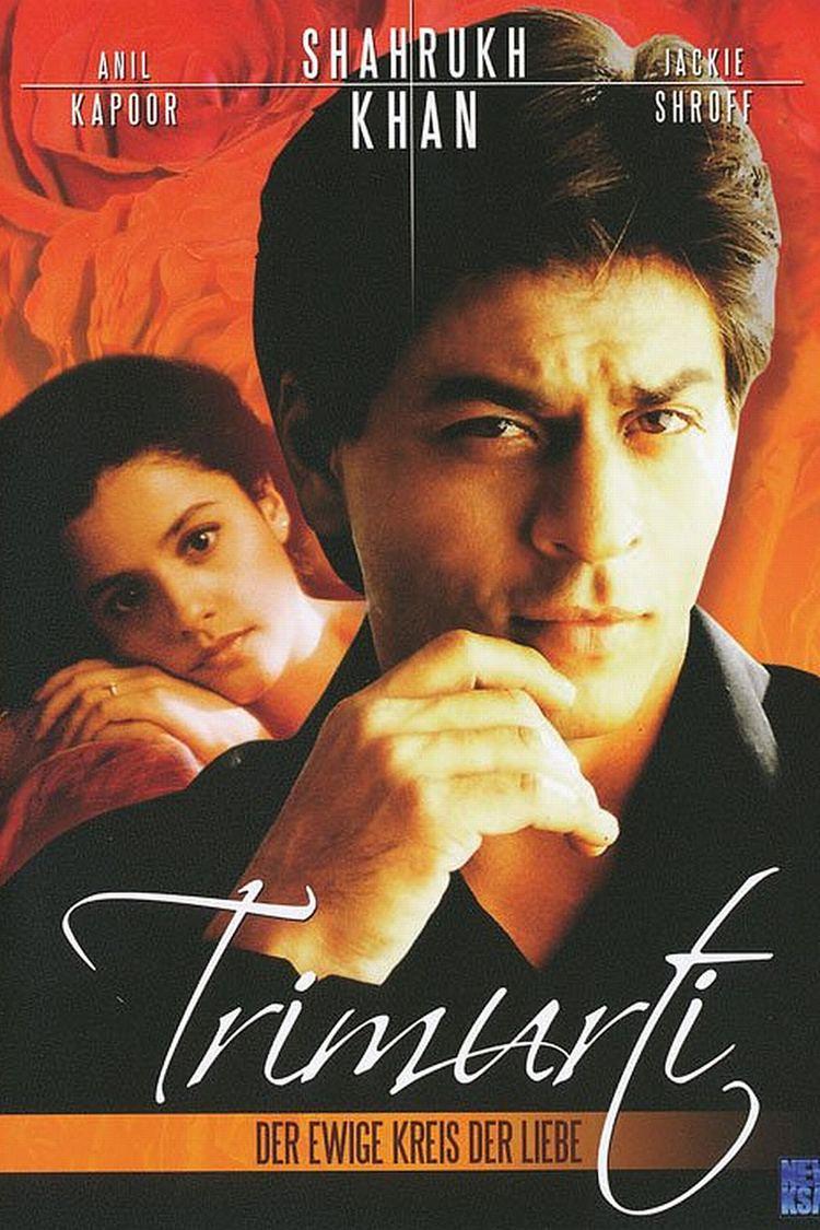 Trimurti (film) Trimurti 1995 Bollywood Pinterest