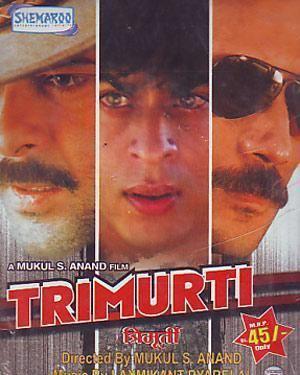 Trimurti (film) Buy Hindi Movie TRIMURTI VCD