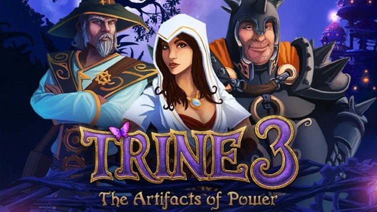 Trine 3: The Artifacts of Power Trine 3 The Artifacts of Power YouTube