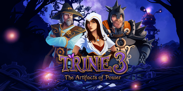 Trine 3: The Artifacts of Power Trine 3 The Artifacts Of Power review Metro News