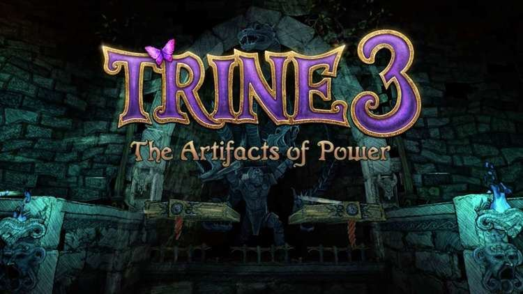 Trine 3: The Artifacts of Power Trine 3 The Artifacts of Power Announcement Trailer GameSpot