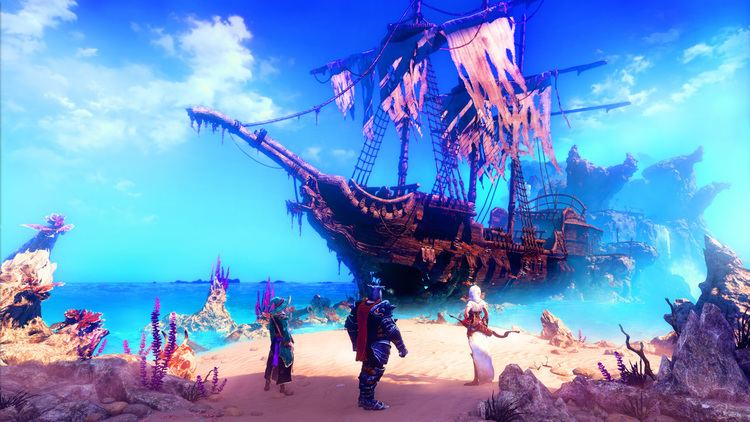 Trine 3: The Artifacts of Power Trine 3 The Artifacts of Power Frozenbyte