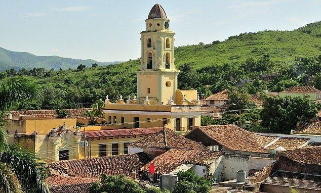 Trinidad, Cuba in the past, History of Trinidad, Cuba