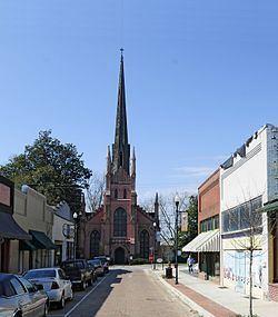 Trinity Episcopal Church and Cemetery httpsuploadwikimediaorgwikipediacommonsthu