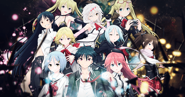 Trinity Seven 1000 images about Trinity Seven on Pinterest So kawaii Anime and