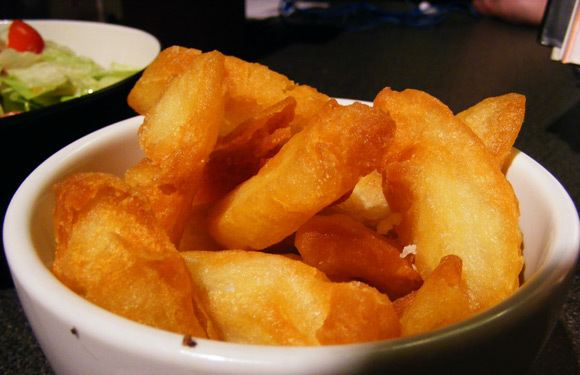Triple Cooked Chips How to make Heston Blumenthal39s Triple Cooked Chips recipe A