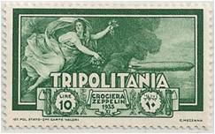 Tripolitania Tripolitania Italian Colony 1922 1934 Dead Country Stamps and