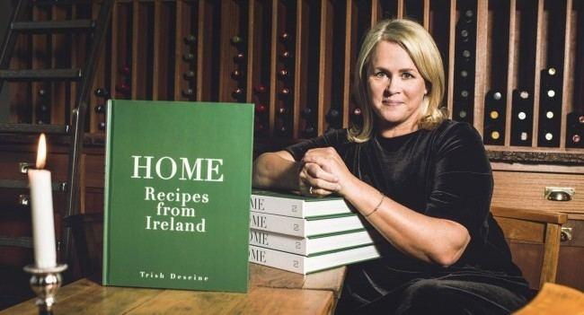 Trish Deseine Trish Deseine Launches New Home Cook Book TheTasteie