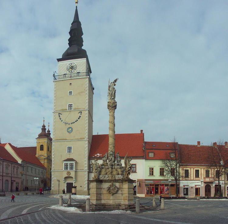 Trnava in the past, History of Trnava