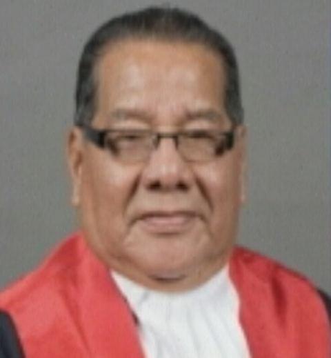 Troadio Gonzalez Farewell to Jurist and Legal Stalwart Troadio Gonzalez