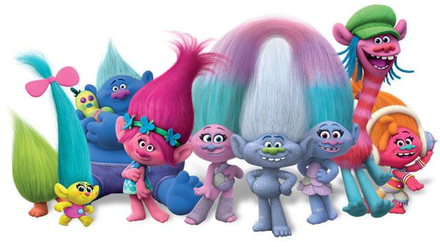 Trolls Movie Go Behind the Scenes of the Animated Film
