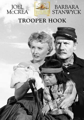 Amazoncom Trooper Hook Joel McCrea Barbara Stanwyck Charles
