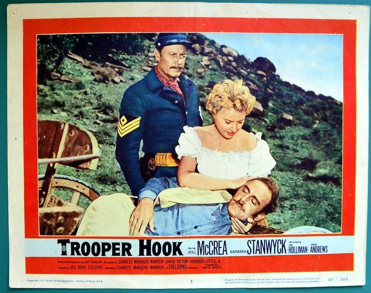 Trooper Hook 1957