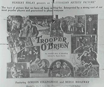 Trooper O'Brien Trooper OBrien Wikipedia