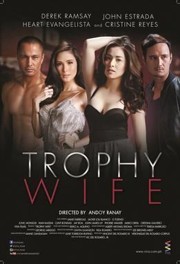 Trophy Wife (film) movie poster