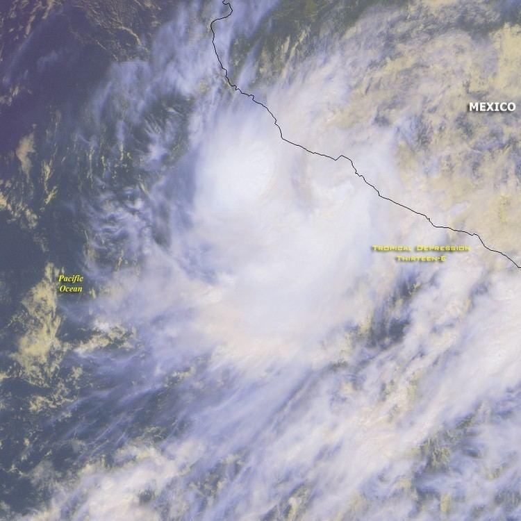 Tropical Storm Julio (2002)