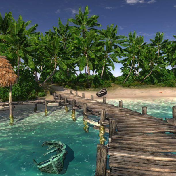 Tropics Tropics UNIGINE Professional VR Platform for Business