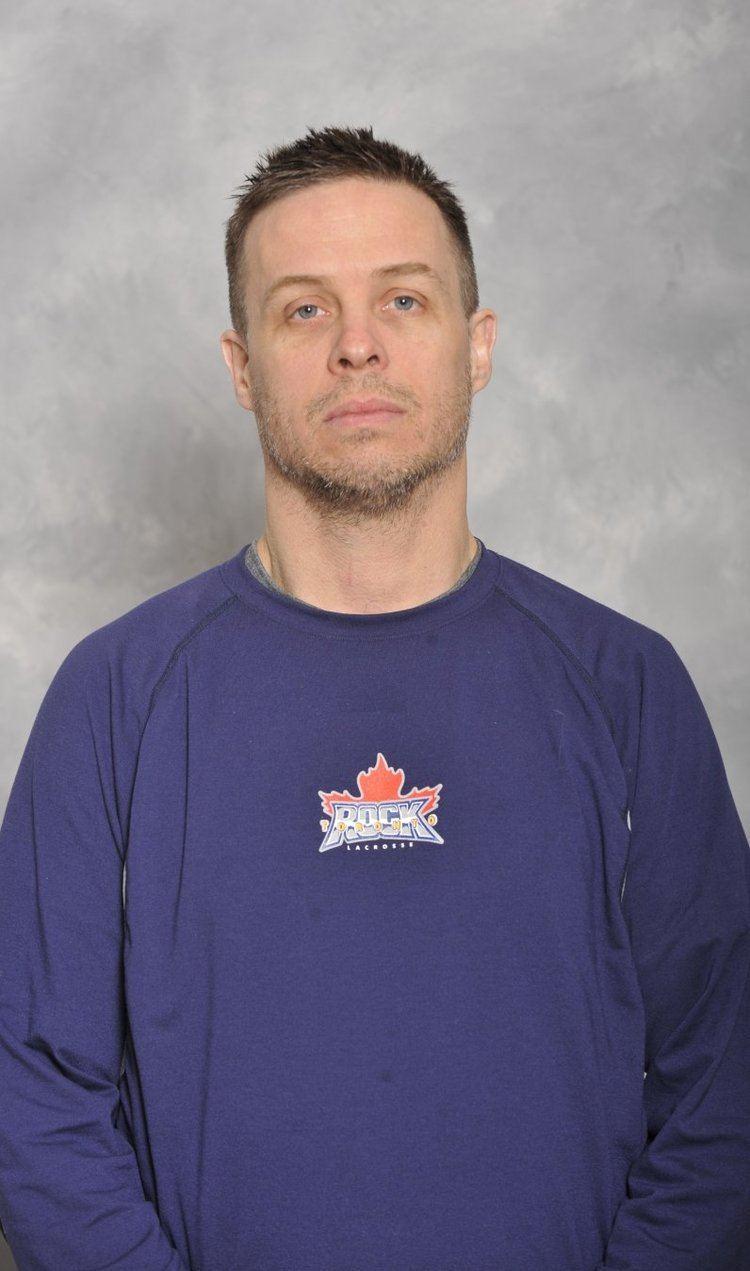 Troy Cordingley Troy Cordingley Toronto Rock