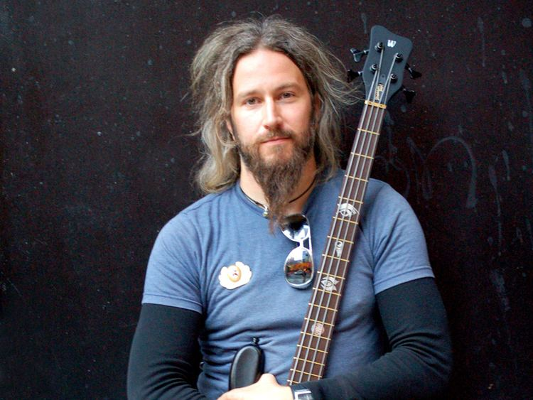 Troy Sanders Troy Sanders of Mastodon joins Warwick family MusicRadar