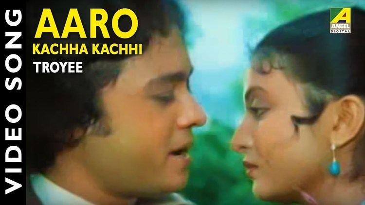 Troyee Aaro Kachha Kachhi Troyee Bengali Movie Romantic Video Song
