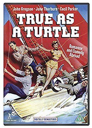 True as a Turtle True as a Turtle DVD Amazoncouk John Gregson June Thorburn
