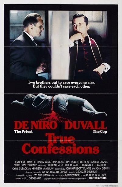 True Confessions (film) True Confessions Movie Review 1981 Roger Ebert