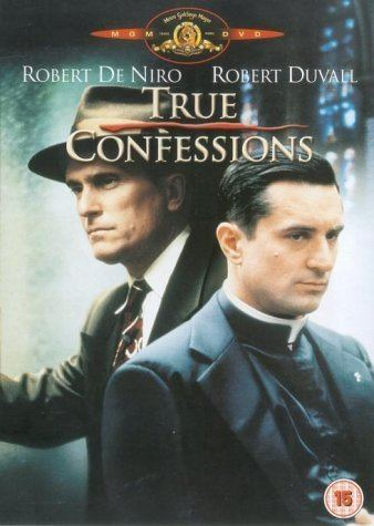 True Confessions (film) True Confessions DVD Amazoncouk Robert De Niro Robert Duvall
