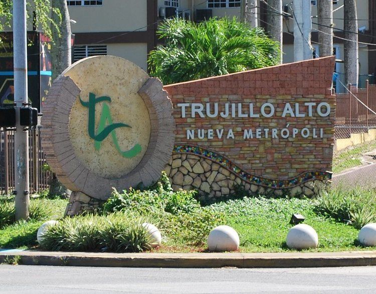 Trujillo Alto, Puerto Rico in the past, History of Trujillo Alto, Puerto Rico