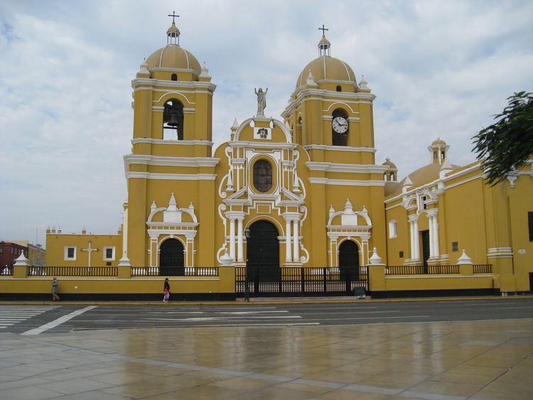 Trujillo, Peru Tourist places in Trujillo, Peru
