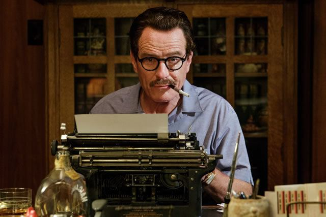 New Trumbo Pictures Featuring Bryan Cranston Diane Lane and Helen