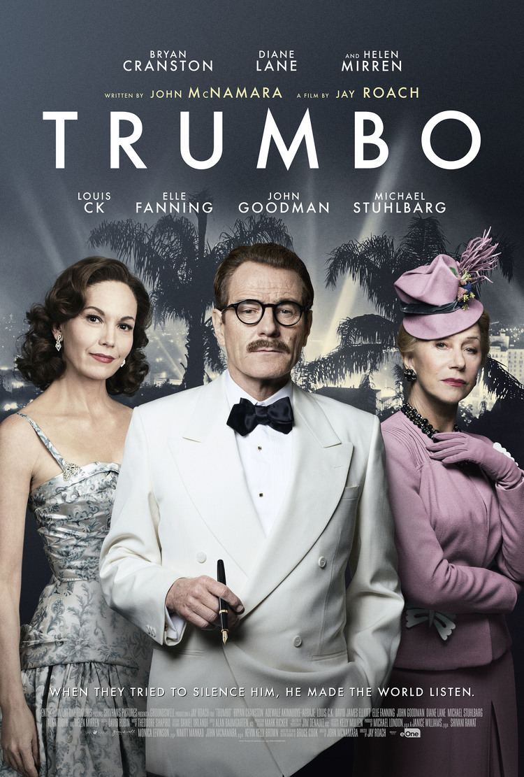 New Full International Trailer for Jay Roachs TRUMBO with Bryan