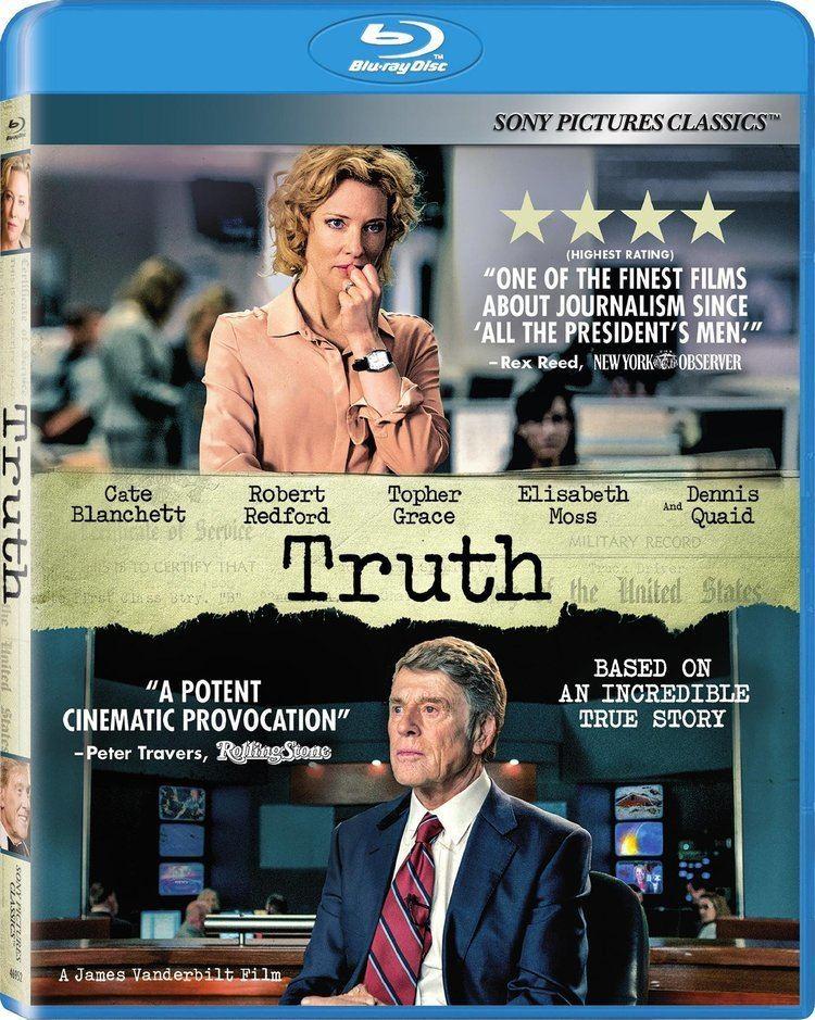 Truth (2015 film) Truth Bluray