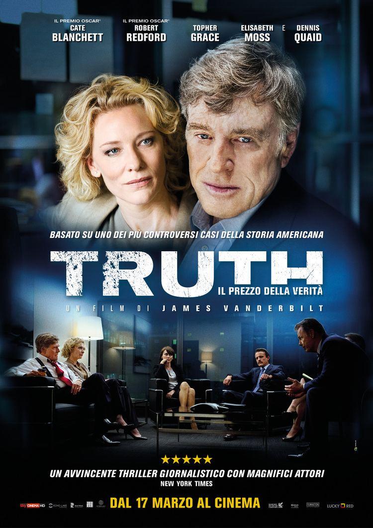 Truth (2015 film) Cate Blanchett Fan CateBlanchettcom Truth