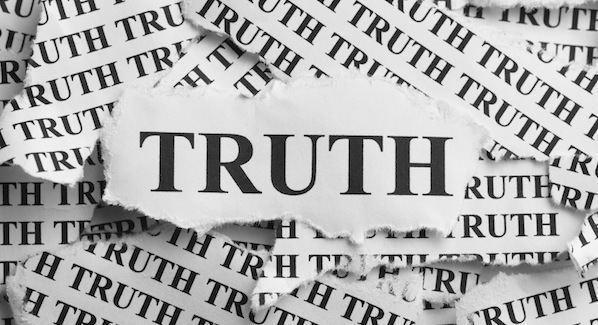 Truth Whatever the People Believe is The Truth Not True NorthWest