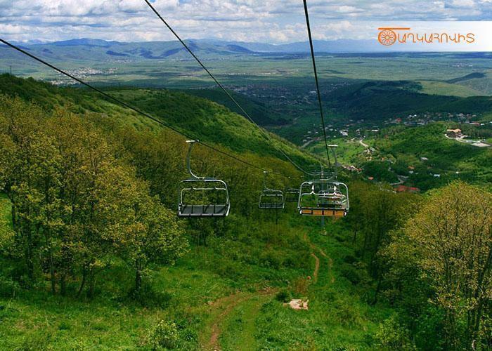 Tsaghkadzor Tourist places in Tsaghkadzor