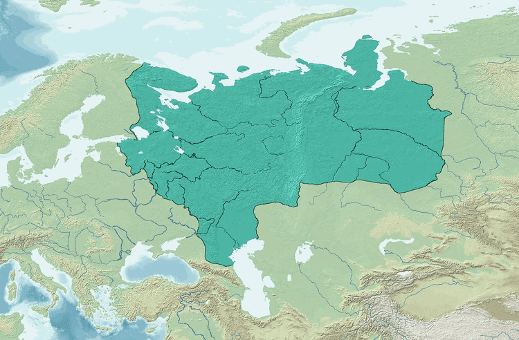 Tsardom of Russia Tsardom of Russia 1584 by Finnect on DeviantArt