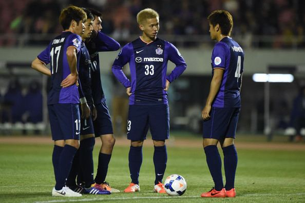 Tsukasa Shiotani Tsukasa Shiotani Photos Sanfrecce Hiroshima vs Central