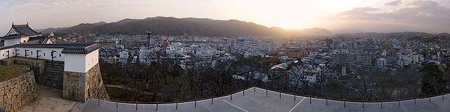 Tsuyama, Okayama in the past, History of Tsuyama, Okayama